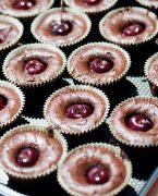 recette de gâteaux chocolat et cerise sans gluten