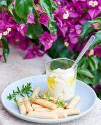 recette de tartinade grecque à la féta et manouri