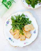 recette de pain de saumon au safran