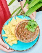 recette de salsa express mexicaine