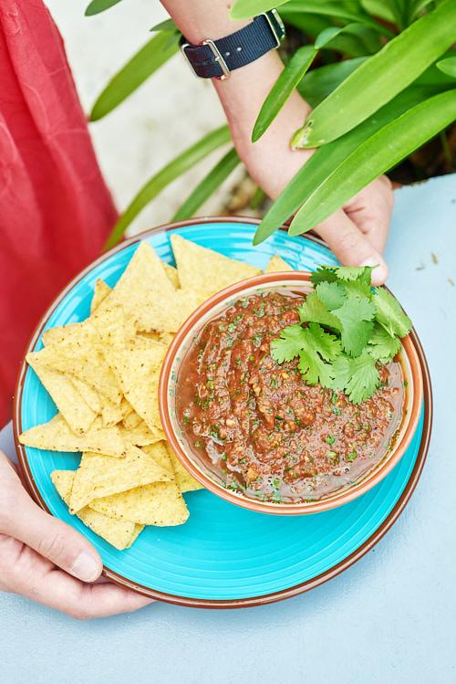 Salsa express mexicaine