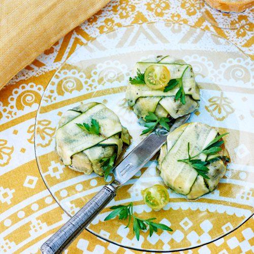 Quarante recettes avec des courgettes !