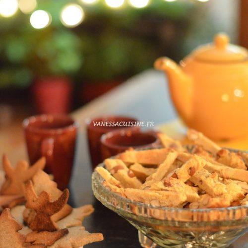 recette des croquants aux amandes