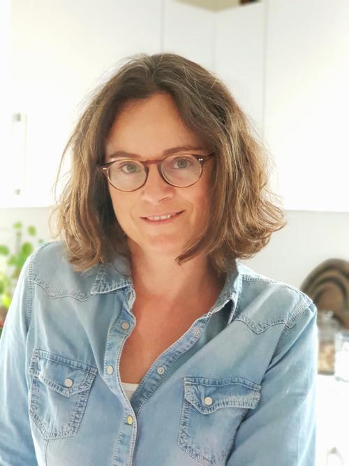 portrait de Vanessa Romano photographe culinaire