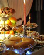 photo culinaire des 13 desserts provençaux