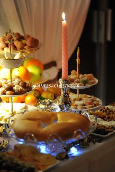 photo culinaire les 13 desserts provençaux