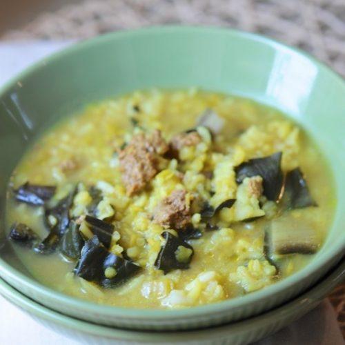 Aashe maste, soupe iranienne