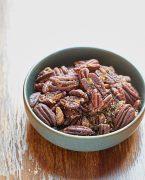 recette de Noix de pécan rôties aux épices
