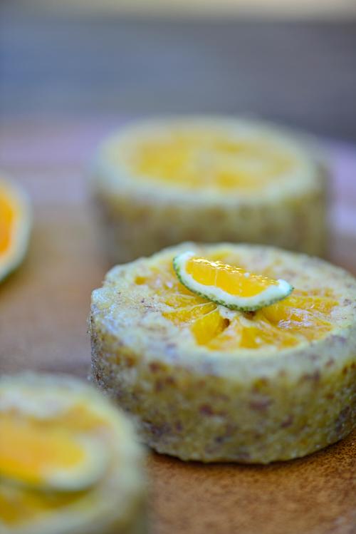 gateau mandarine satsuma