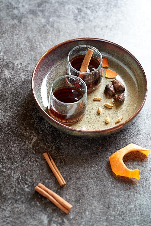 rhum arrange cacao orange