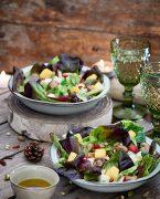 recette de salade folle veggie