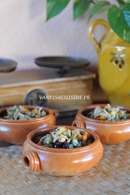 La soupe au pistou de Baga