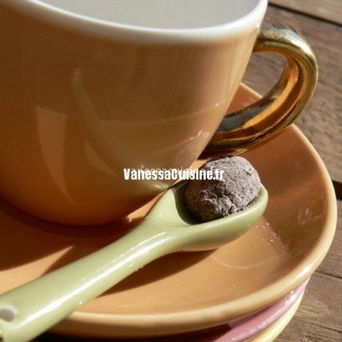 recette d'amandes au chocolat