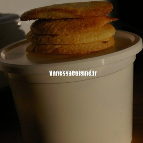 Les biscuits à la crème de Lilou