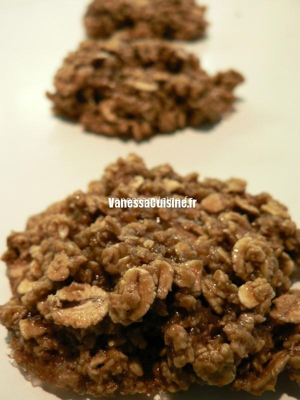 biscuits flocons avoine