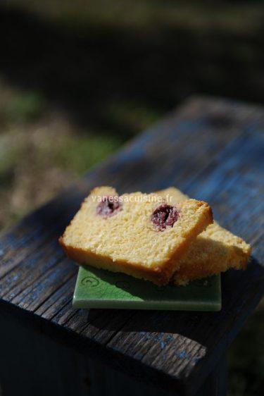 recette de cake polenta citron et coco