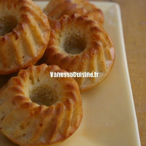 recette de cake à la confiture citron et gingembre