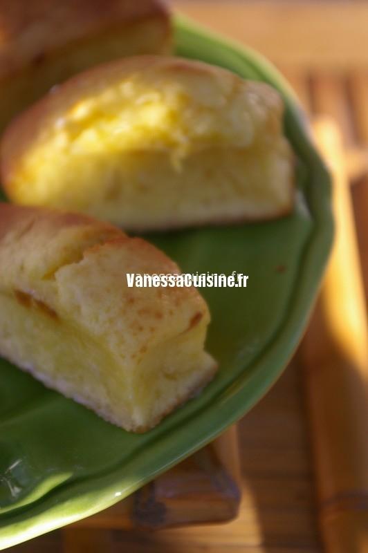 recette de Petits cakes au mascarpone et au citron