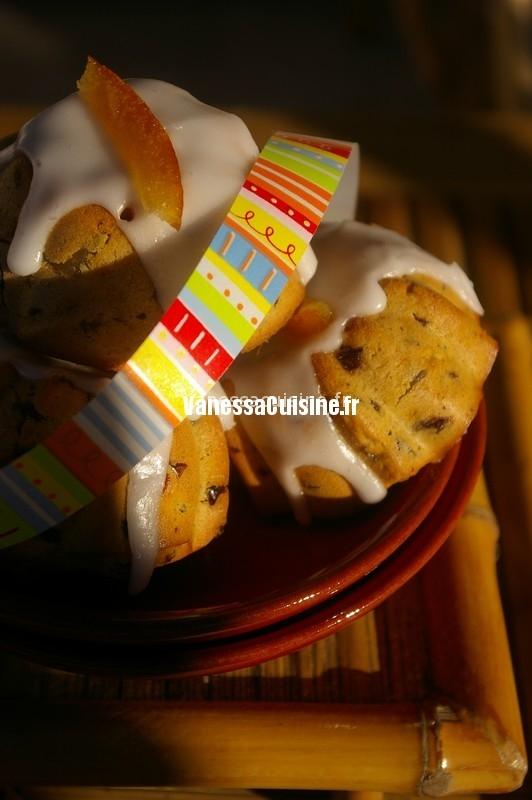 recette de Little Christmas cakes