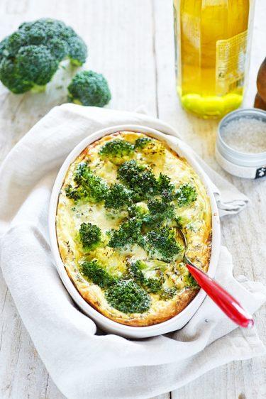 recette de clafoutis au brocoli