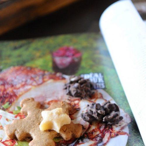 recette de rochers aux amandes