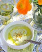 recette de Crème de chou romanesco au curry