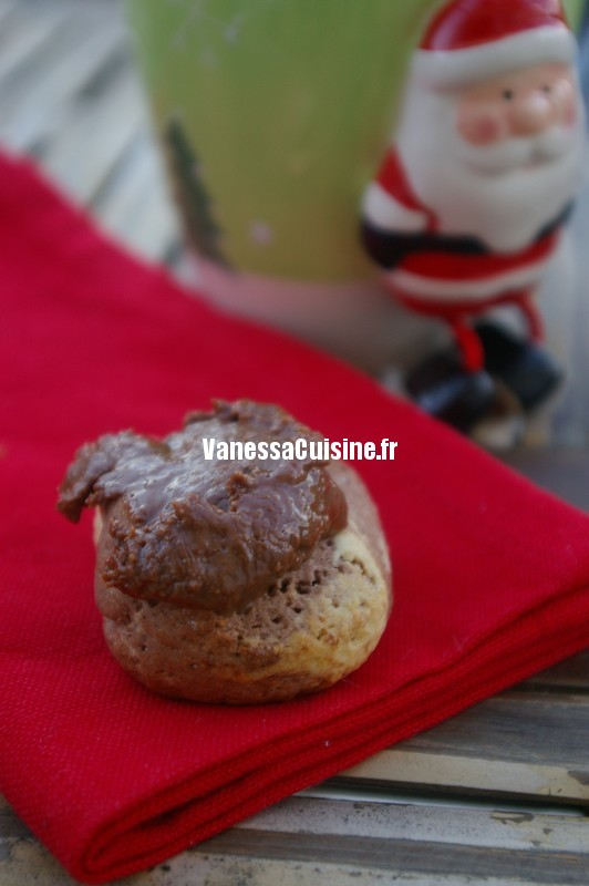 recette de Scones au chocolat