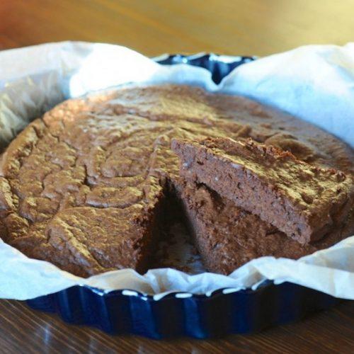 recette de Moelleux au chocolat noir, amandes et sarrasin
