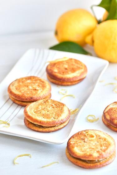 recette de Whoopies au citron