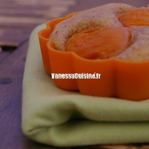 recette d'Amandines à l'abricot et fève tonka