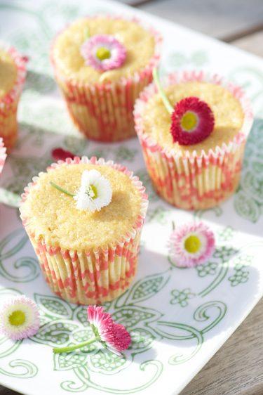 recette de Petits cakes au citron