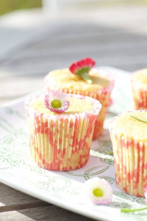 photo culinaire de Petits cakes au citron