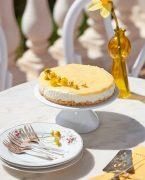 recette de cheesecake sans cuisson au citron