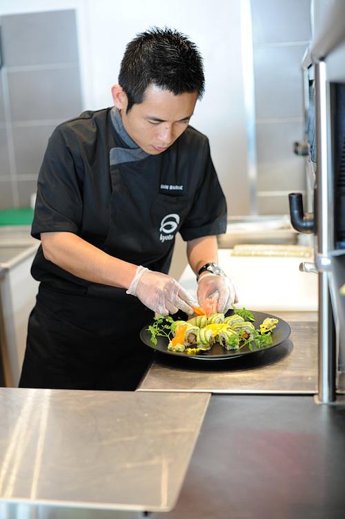 chef kyoto saint tropez