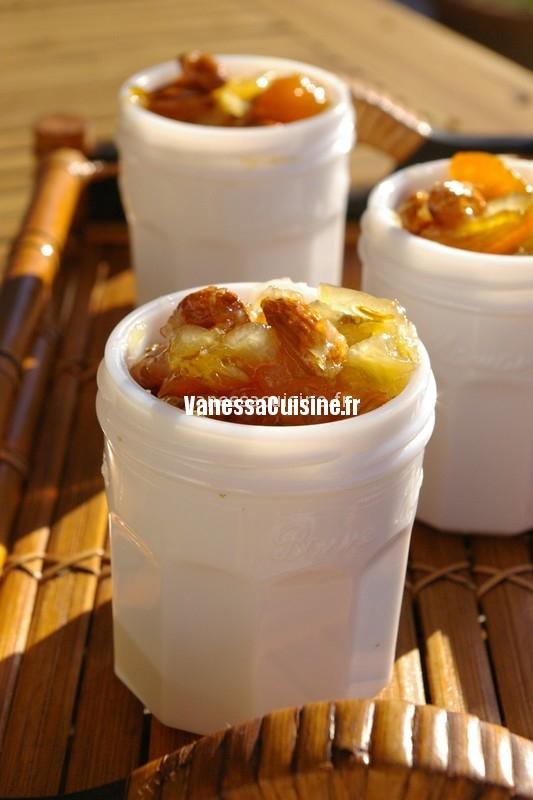 recette de Confiture de kumquat, poire et fenouil