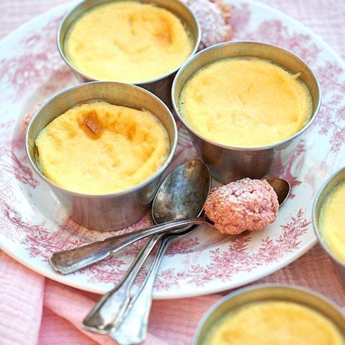 photo culinaire de Crèmes aux oeufs