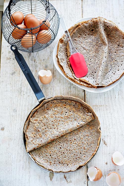 photo culinaires de Galettes de sarrasin