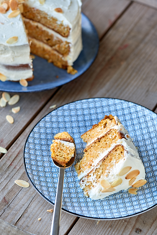 photo culinaire de Carrot cake