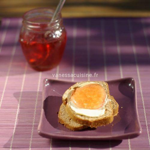 recette de Gelée de coing