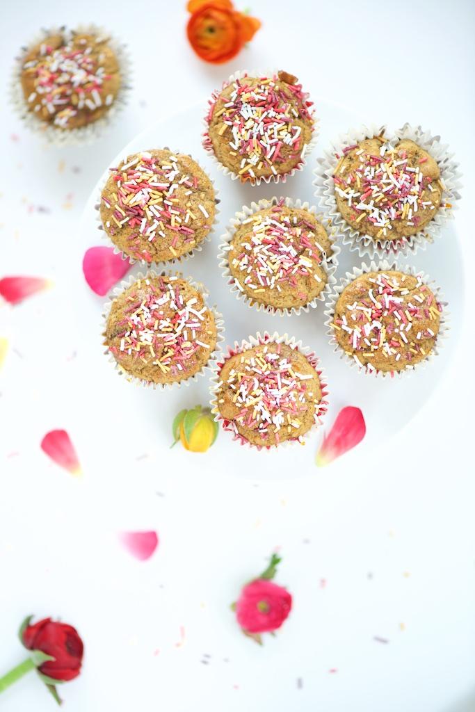 photo culinaire de Muffins vegan