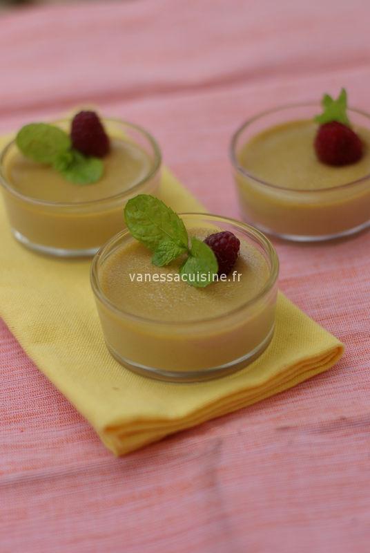 recette de Petites crèmes à la goyave
