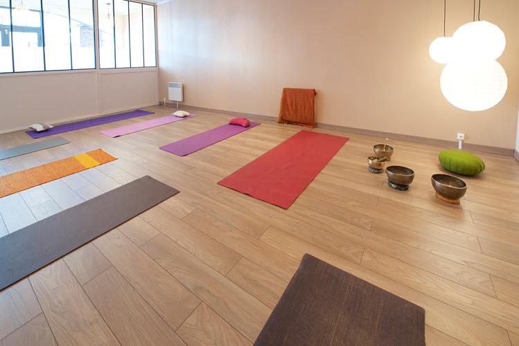 salle aum yoga