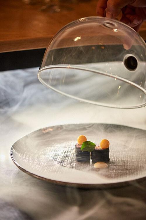 sushi icehotel