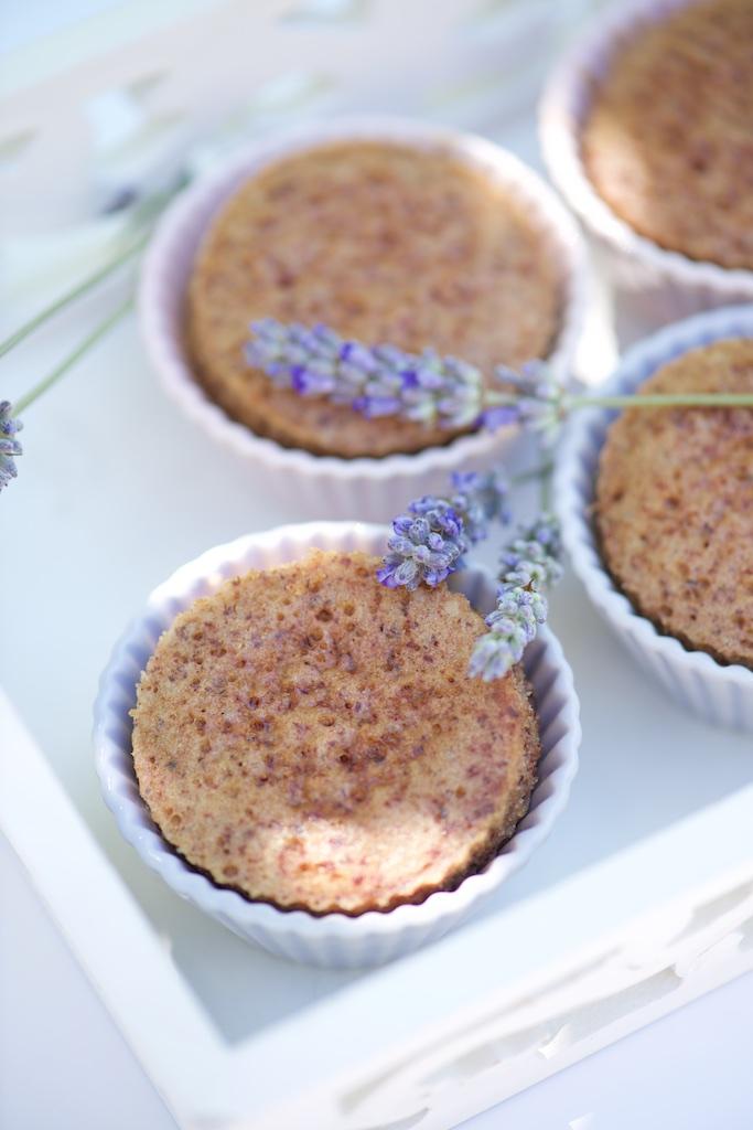 cake lavande
