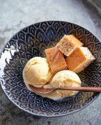 recette de glace à la vanille