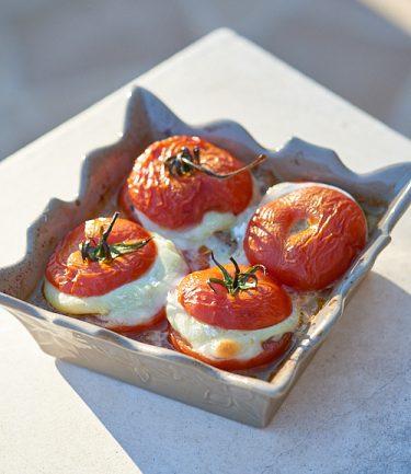 recette de tomates farcies au chèvre