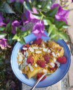 breakfast bowl pollen