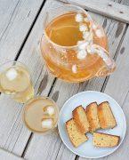 recette de Infusion glacée de réglisse, citronnelle et anis