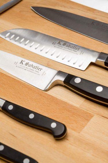 photo de Les couteaux Sabatier K
